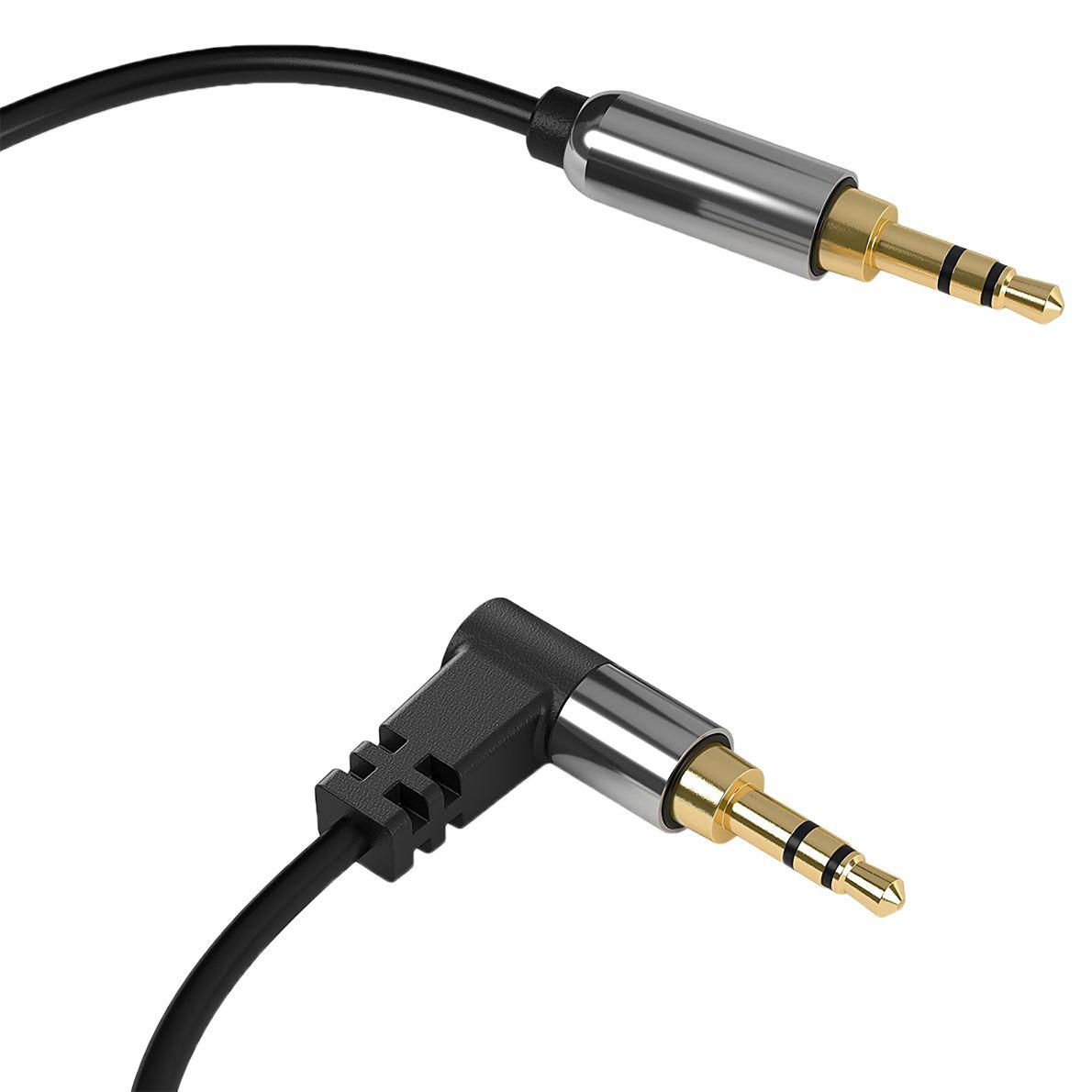 ACE Aux-Kabel |3,5 mm Klinkenstecker |Stecker für Iphone MP3 Handy ...