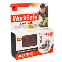 Alpine Worksafe Earplug