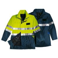 uvex Multifunktionsschutzjacke protection fire/flash multinorm, versch. Größen