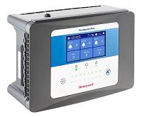 Honeywell Touchpoint Plus Controller, Wandmontage, AC, LCD-Touchscreen, 8 Kanäle (erweiterbar)...