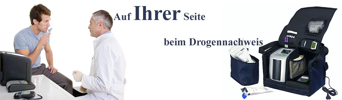 Dräger Drogentests